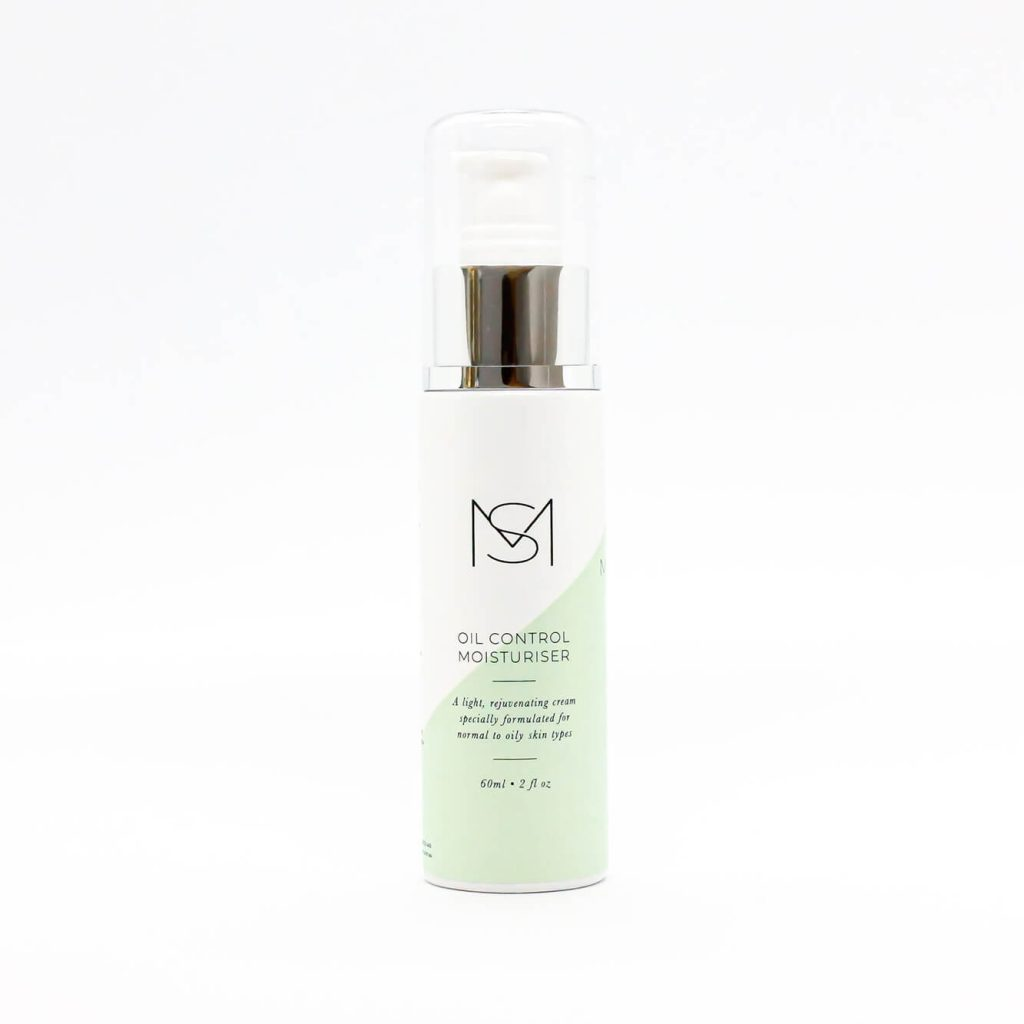 Oil Control Moisturiser 60mL - Australian made skincare by Mariella Skin Perth WA