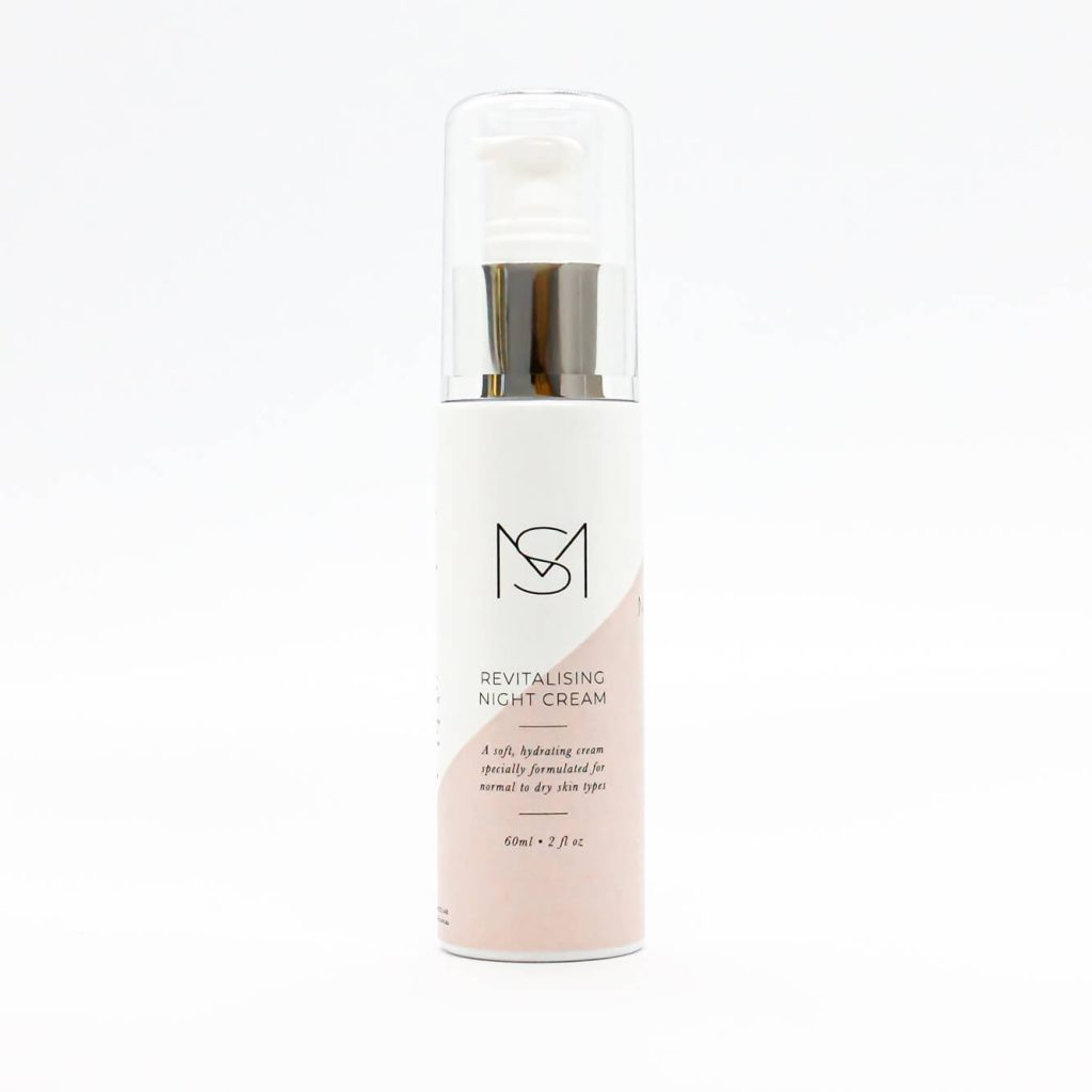 Revitalising Night Cream 60mL - Australian made skincare by Mariella Skin Perth