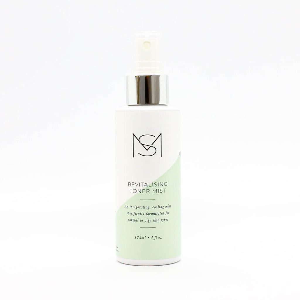 Revitalising Toning Mist 125mL - Australian made skincare by Mariella Skin Perth