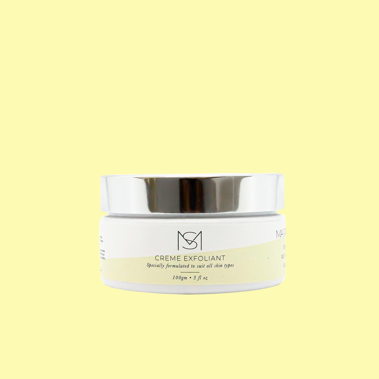 Creme Exfoliant 90g - Australian made skincare by Mariella Skin Perth WA 01