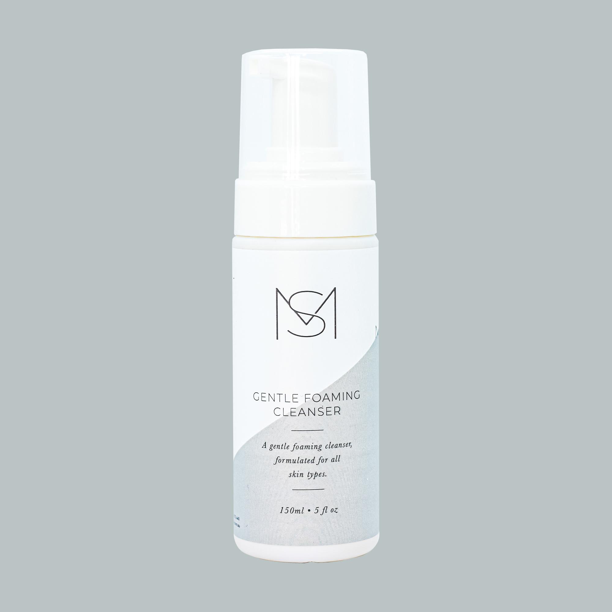 Gentle Foaming Cleanser for Men - mariellaSKIN Perth WA