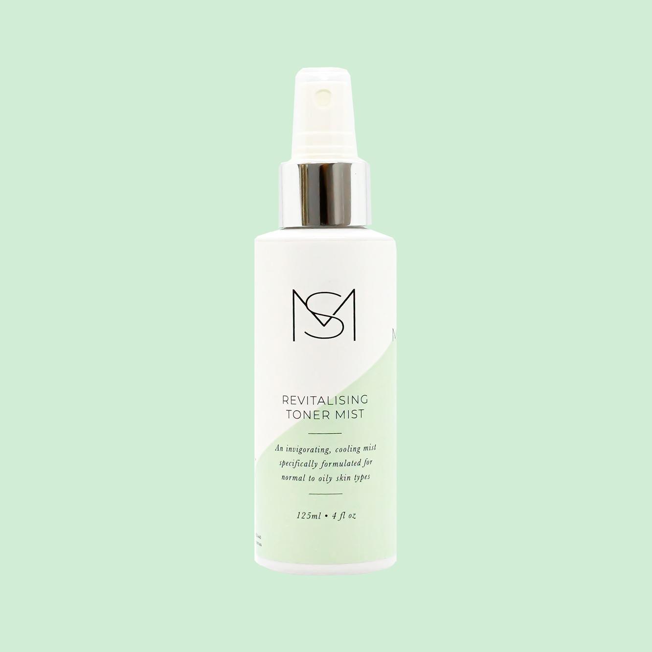 Revitalising Toning Mist 125mL - Australian made skincare by Mariella Skin Perth 01